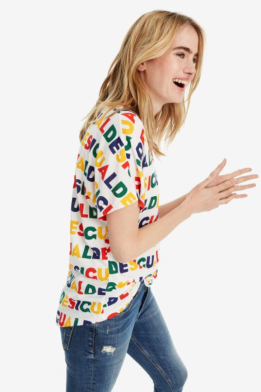 T-Shirt Ramkey | Desigual
