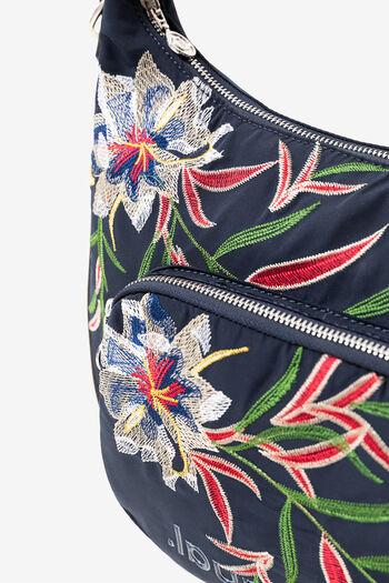 Tasche mit buntem Blumenmuster | Desigual