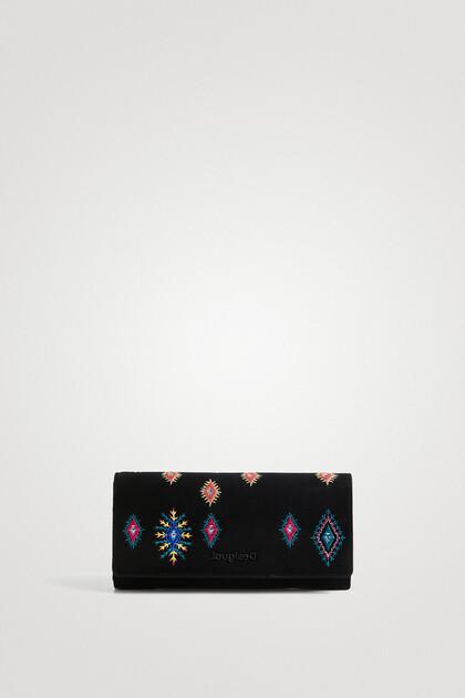 Long coin purse card-holder