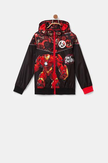 Jaqueta Iron Man caputxa | Desigual
