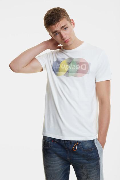 Camiseta logotipo arty