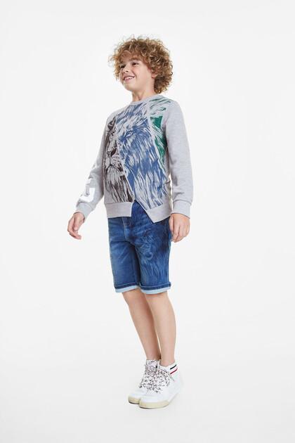 Sweatshirt lion bolimania
