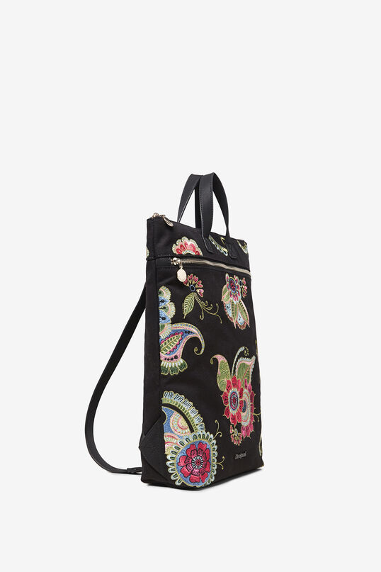 Embroidered backpack | Desigual