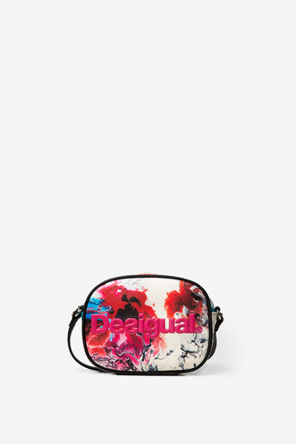 Colourful arty bag