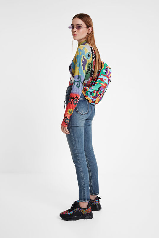 Desigualité denim trousers | Desigual