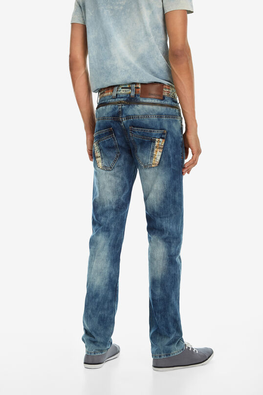 Regular Denim-Jeans | Desigual