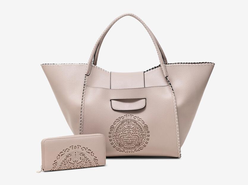 Ensemble sac et porte-monnaie