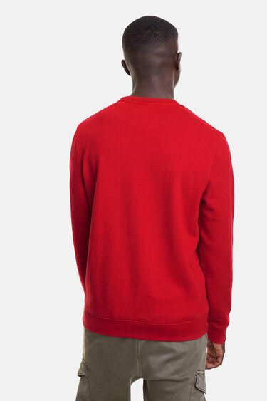 Sweatshirt logomania reverse D | Desigual