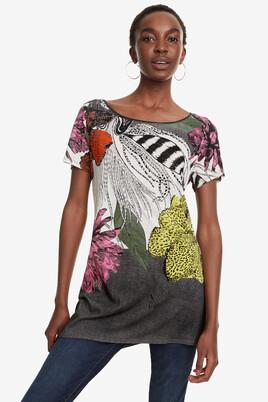 Floral T-shirt Sioux