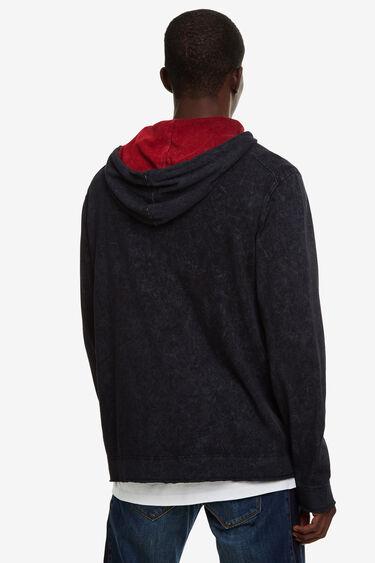Sweatshirt with hood | Desigual
