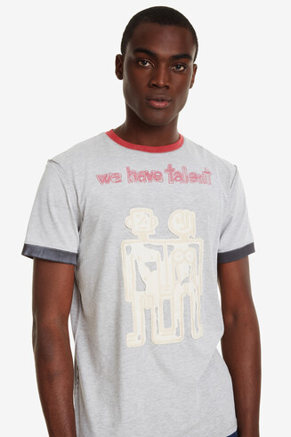 Pop T-shirt Wissen