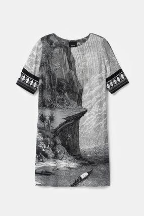 Shirt-Kleid