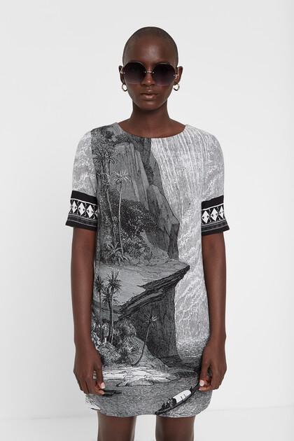 Robe t-shirt