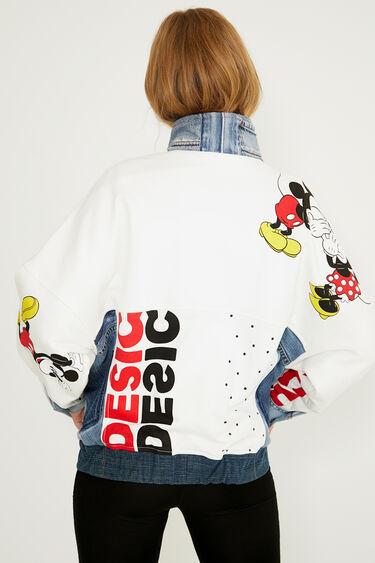 Iconic oversized denim jacket | Desigual