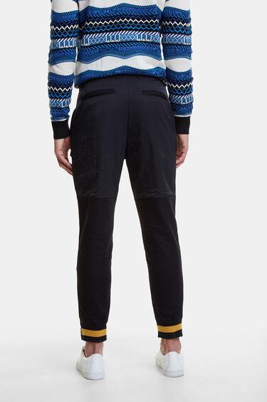 Pantalons dessuadora athleisure | Desigual