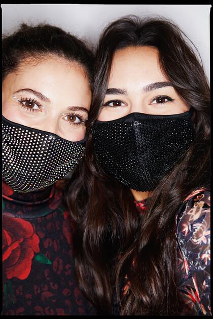 Keep smiling: Rosalba & Rocio