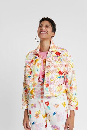 Illustrated jacket
