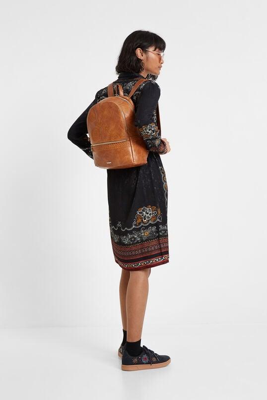 Dark Amber Milan Tasche | Desigual