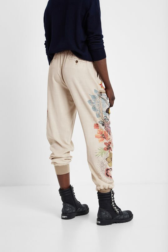 Athleisure cargo trousers | Desigual