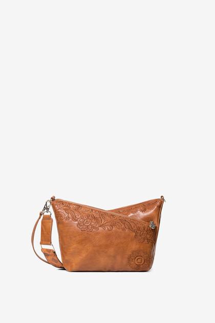 Crossbody mini-bag mandalas
