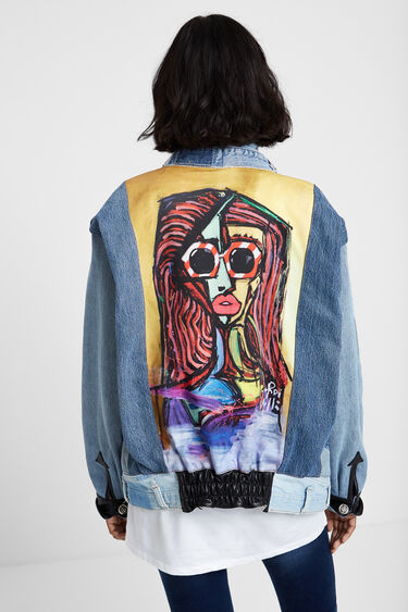 "Iconic jacket ""Chica Picasso"" 