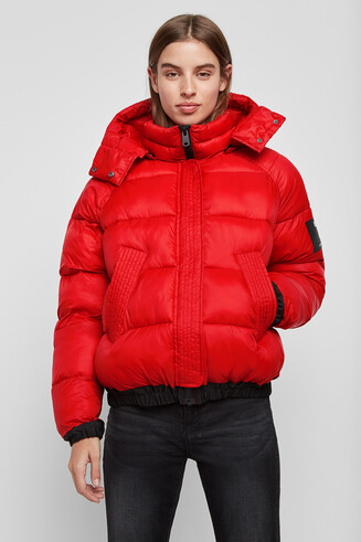 Ecoalf padded jacket