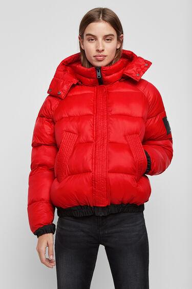 Ecoalf padded jacket | Desigual