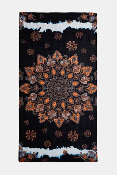 Rectangular mandala foulard | Desigual