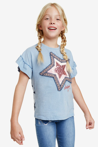 Sequins T-shirt Sprinfiel