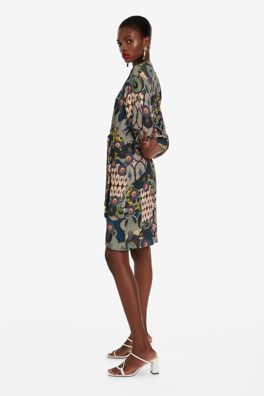 Kleid Blumen Mina | Desigual
