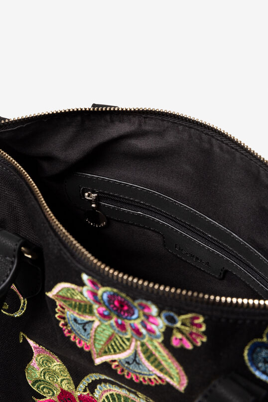 Embroidered handbag | Desigual