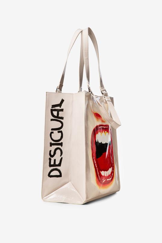 Shopper Speak Up Colorado Maxi | Desigual