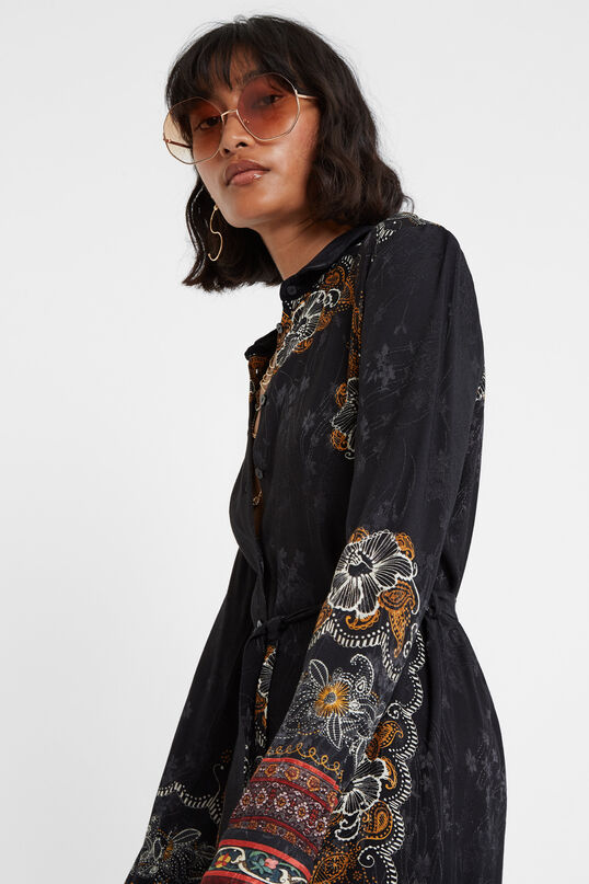 Robe chemise cowgirl | Desigual