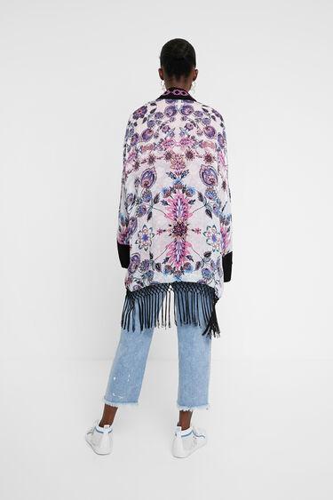 Kimono floral print | Desigual