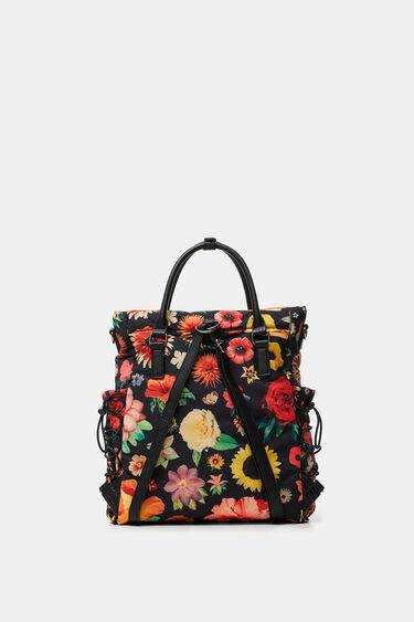 Medium flowery backpack | Desigual