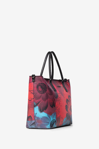 Shopping bag zipper | Desigual