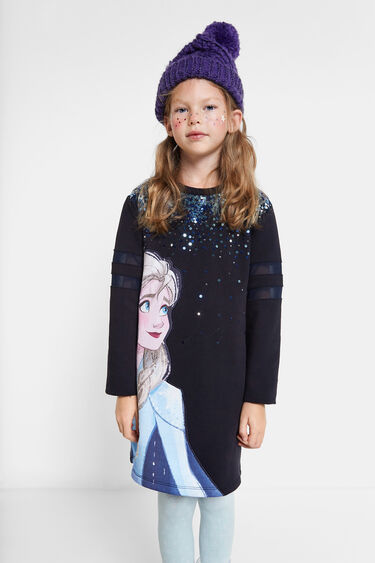 """Frozen"" T-shirtjurk | Desigual"
