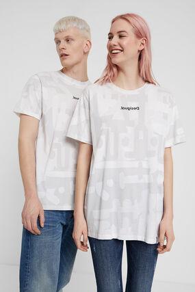 Camouflage T-shirt no gender
