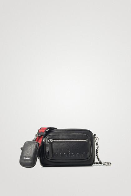 Sling bag solid colour