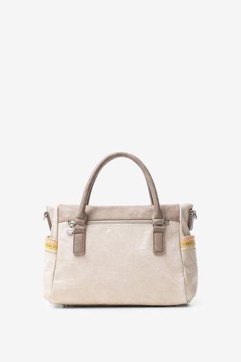 Handbag embroidered mandalas | Desigual
