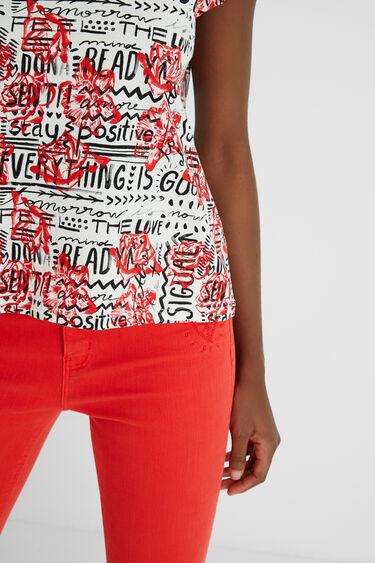 Camiseta | Desigual