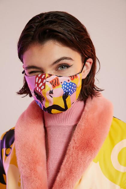 Miranda Makaroff Face Mask + pouch