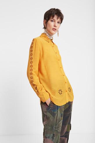 Camisa encunyacions i mandales
