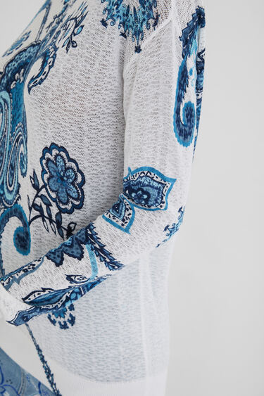 Strickpullover Muster | Desigual