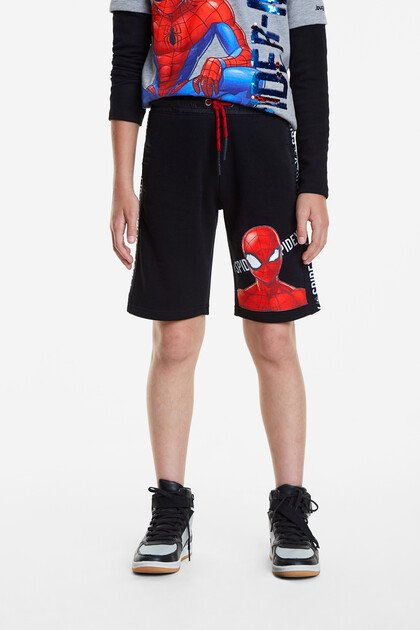 Bermudes esportives Spiderman