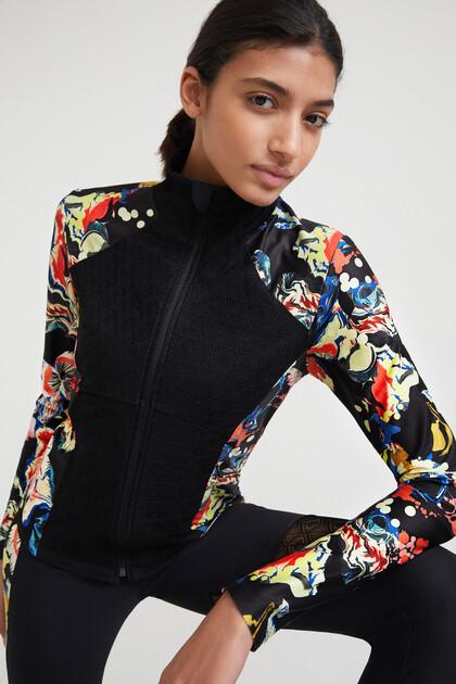 Slim zipper jacket - DESIGNED BY M. CHRISTIAN LACROIX