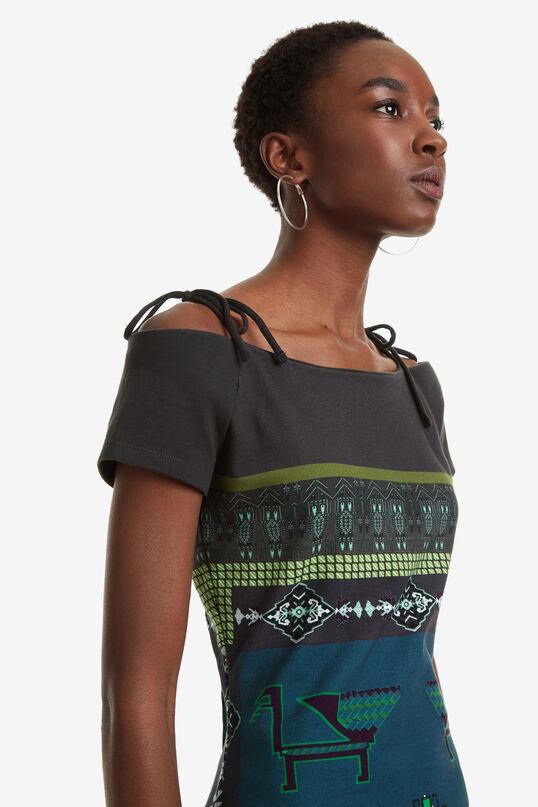 Ethnic Bandeau Dress Aretha | Desigual
