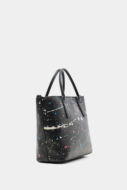 Handbag coloured stains