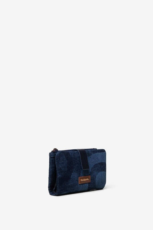 Denim mini wallet | Desigual
