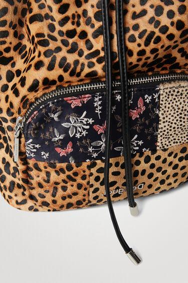 Sack bag animal print | Desigual